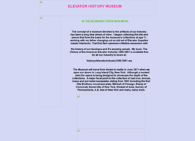 elevatorhistory.org