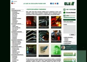 eleveescaleras.com.ar