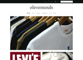 elevensouls.myshopify.com