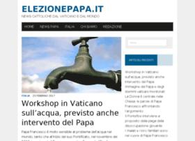 elezionepapa.it