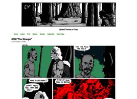 elf-comic.thecomicseries.com