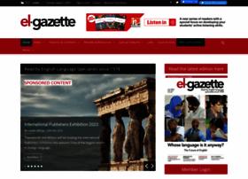 elgazette.com