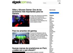 elgeek.com