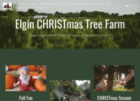 elginchristmastreefarm.com