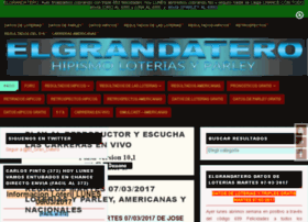 elgrandatero.net