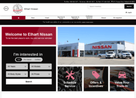 elhart-nissan.com