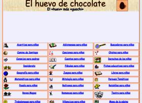 elhuevodechocolate.com