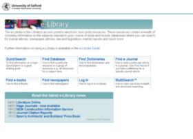 elibrary.salford.ac.uk