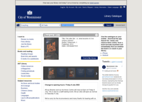 elibrary.westminster.gov.uk