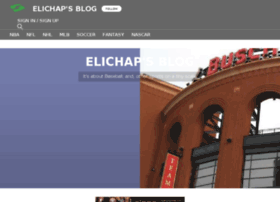elichap.sportsblog.com