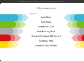 elif-anaokulu.com