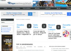 eligeuniversidad.com