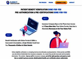 eligibilityverification.com