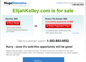 elijahkelley.com