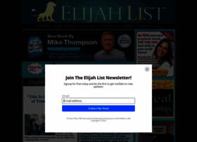 elijahlist.com
