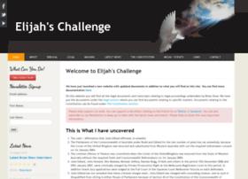 elijahschallenge.net