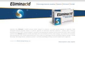 eliminacid.pl