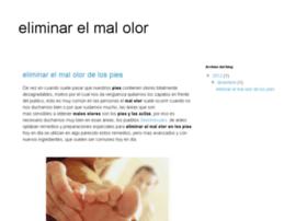 eliminarelmalolor.blogspot.com