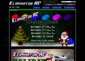 eliminator-rc.com
