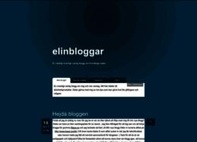elinbloggar.webblogg.se