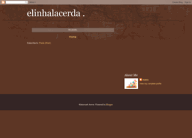 elinhalacerda.blogspot.com