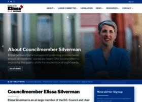 elissasilverman.com