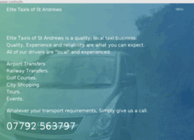 elite-taxis-standrews.co.uk