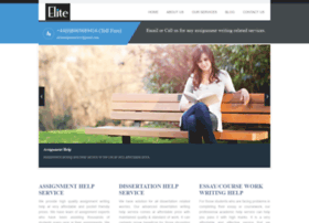 eliteassignment.co.uk