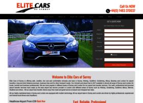 elitecarsguildford.com