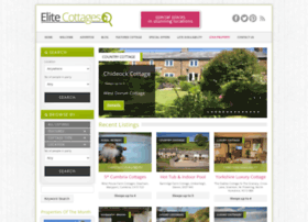 elitecottages.co.uk
