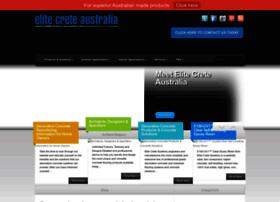 elitecreteaustralia.com.au