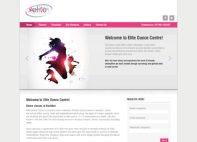 elitedancecentre.co.uk