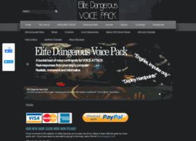 elitedangerousvoicepack.com