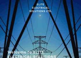 eliteelectrical.ca