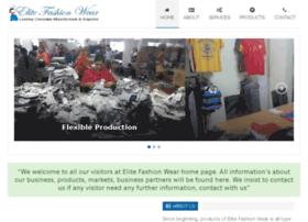 elitefashionwear.com