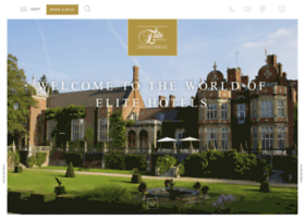 elitehotels.co.uk
