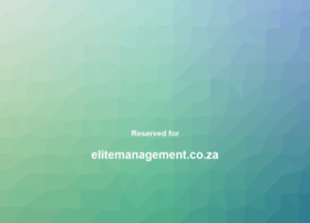 elitemanagement.co.za