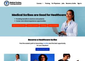 elitemedicalscribes.com