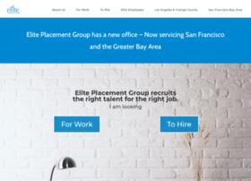 eliteplacementgroup.com