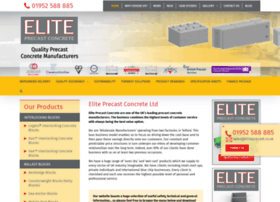 eliteprecast.co.uk