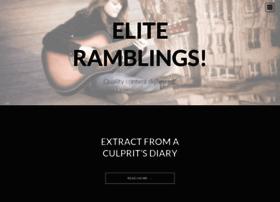 eliteramblings.wordpress.com