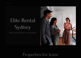 eliterental.com.au