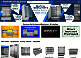 eliterestaurantequipment.com
