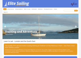 elitesailing.co.uk