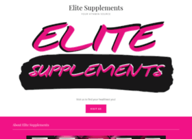 elitesupplements.com