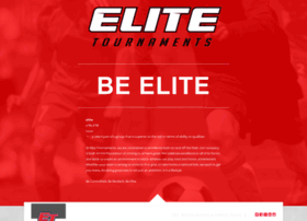 elitetournaments.com