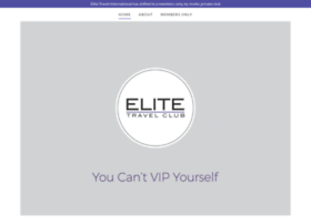 elitetravelinternational.com
