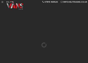 elitevans.co.uk