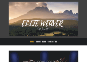 eliteweaver.co.uk