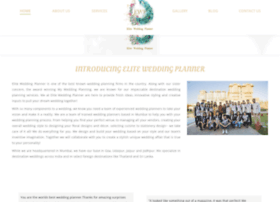 eliteweddingplanner.in